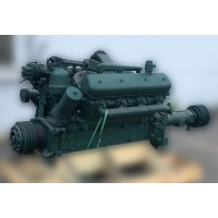 Двигатель ЯМЗ 238АК