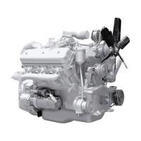 Двигатель ЯМЗ 236БК