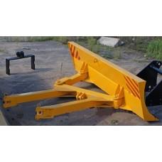 Отвал снегоуборочный для трактора ХТЗ Т-150К